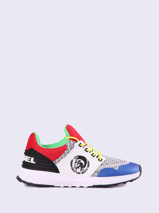 SN LOW 23 MOHICAN YO, White/red/blu