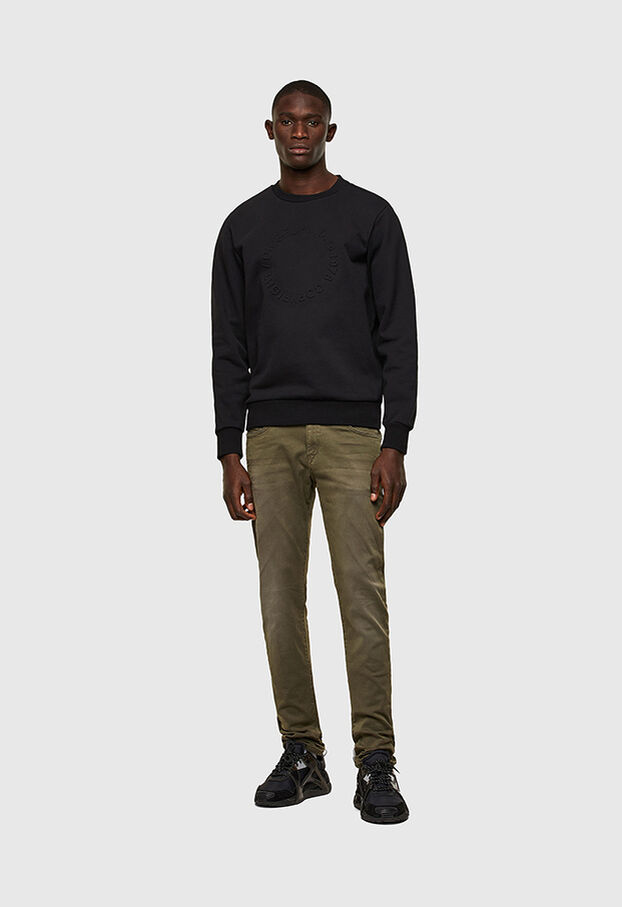 D-Strukt JoggJeans® 0670M, Military Green - Jeans