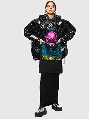 W-ALLA, Pink Fluo - Winter Jackets