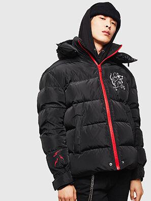 CL-W-SMITH-LITM, Black - Winter Jackets