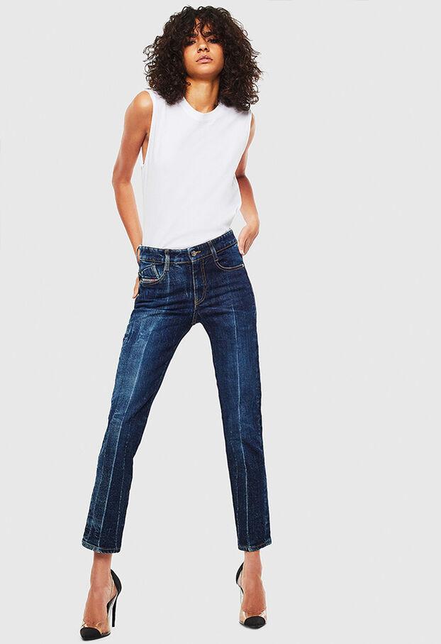D-Rifty 0092X, Medium blue - Jeans