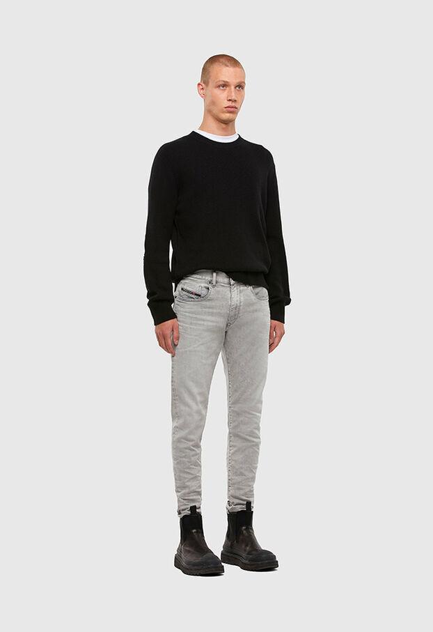 D-Strukt 069RE, Light Grey - Jeans