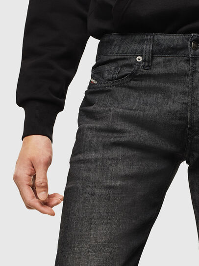 Diesel - Safado 082AT, Black/Dark grey - Jeans - Image 3