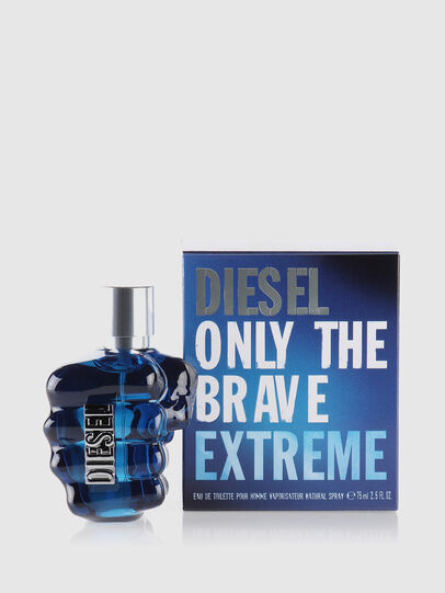 Diesel - ONLY THE BRAVE EXTREME 75ML, Dark Blue - Only The Brave - Image 1