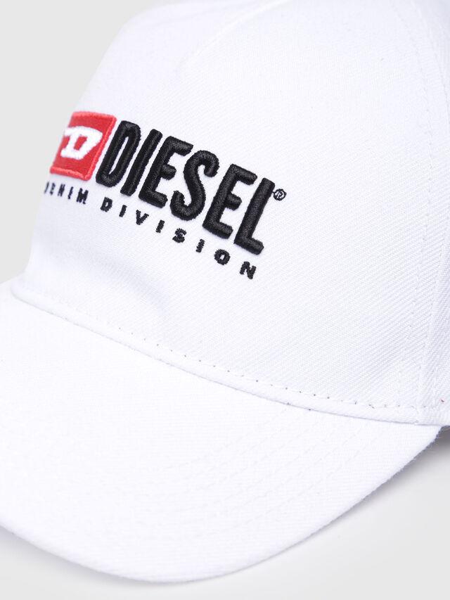 Diesel - CAKERYM-MAX, White - Caps - Image 3