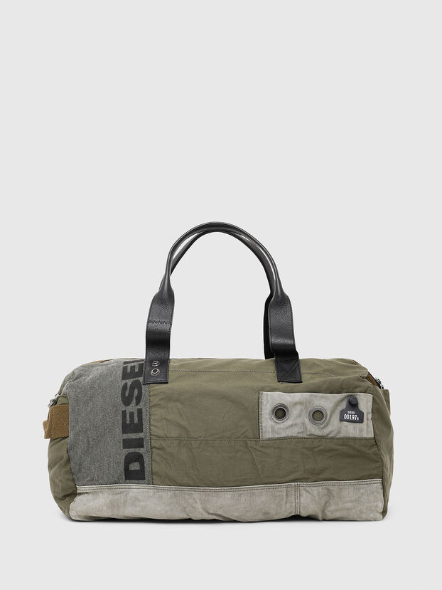 D-THISBAG TRAVEL BAG, Olive Green - Travel Bags