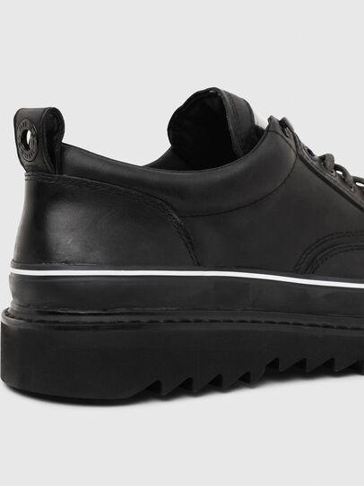 Diesel - H-SHIROKI DBS, Black - Sneakers - Image 7