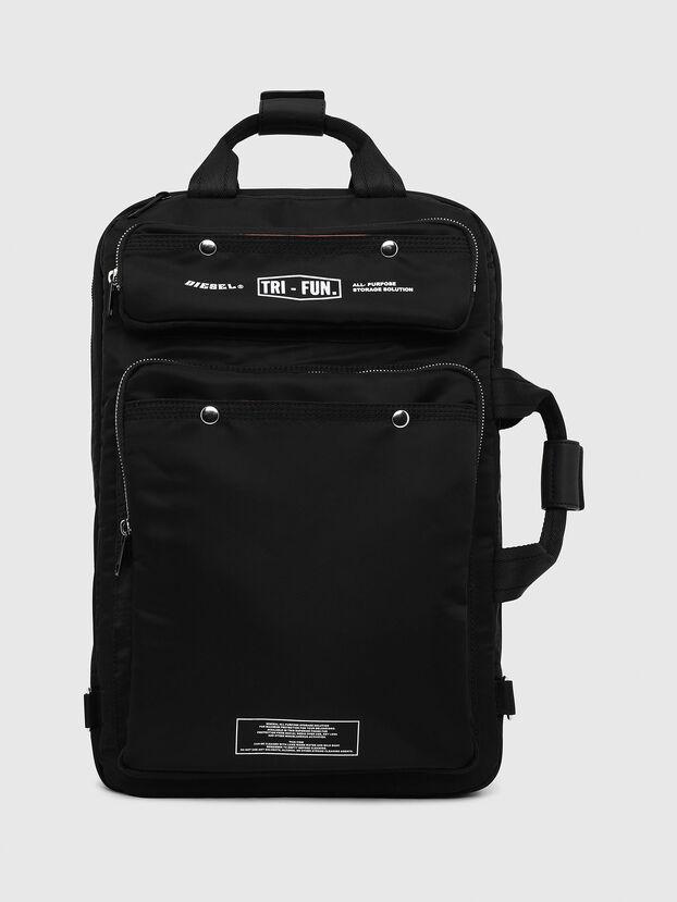 TROPHY, Black - Backpacks