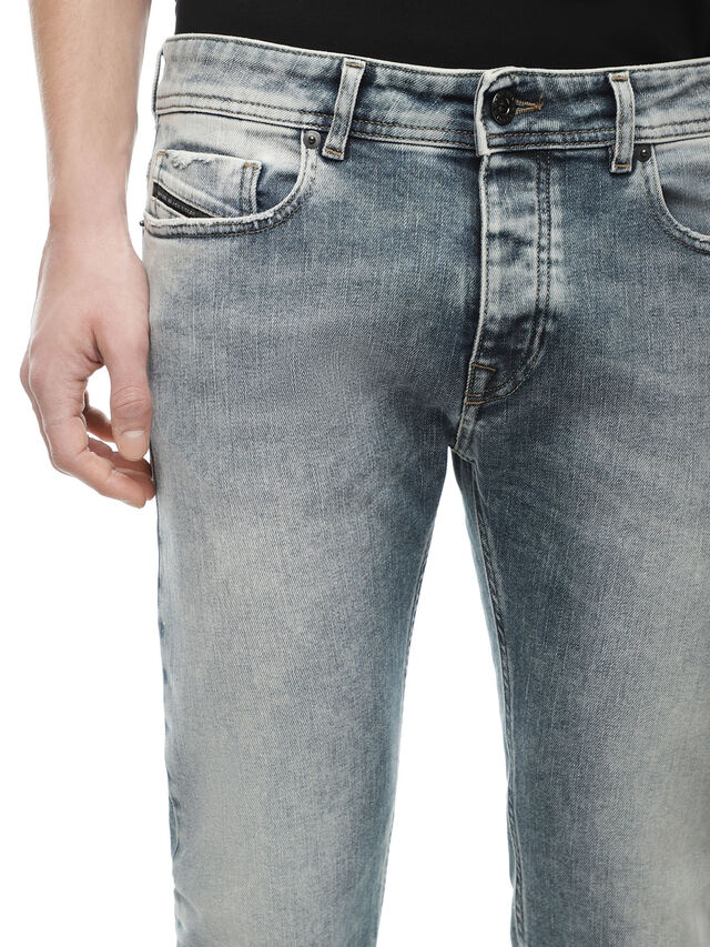 Diesel - TYPE-2814, Blue Jeans - Jeans - Image 4