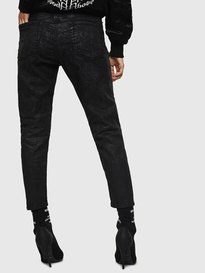 Diesel - D-Eifault JoggJeans 084AG, Black/Dark grey - Jeans - Image 2