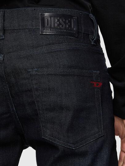 Diesel - D-Strukt 009MP, Dark Blue - Jeans - Image 4