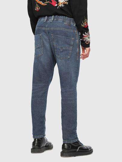 Diesel - Krooley JoggJeans 084UB, Medium blue - Jeans - Image 2
