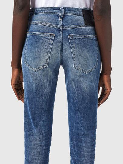 Diesel - Babhila Z09PK, Medium blue - Jeans - Image 4