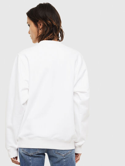 Diesel - F-ANG-S2, White - Sweaters - Image 2
