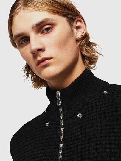 Diesel - KATTY, Black - Knitwear - Image 4