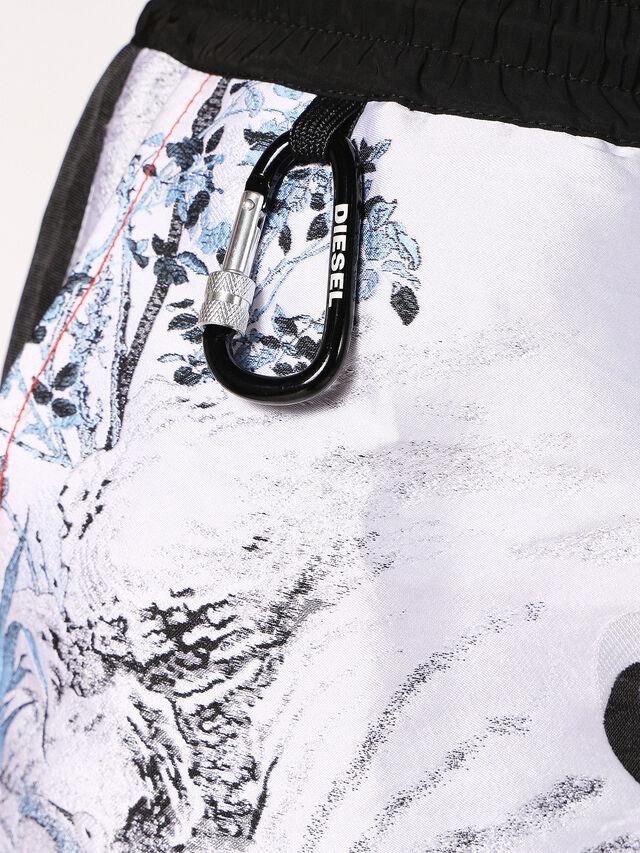 Diesel - P-GROUND, White - Shorts - Image 5