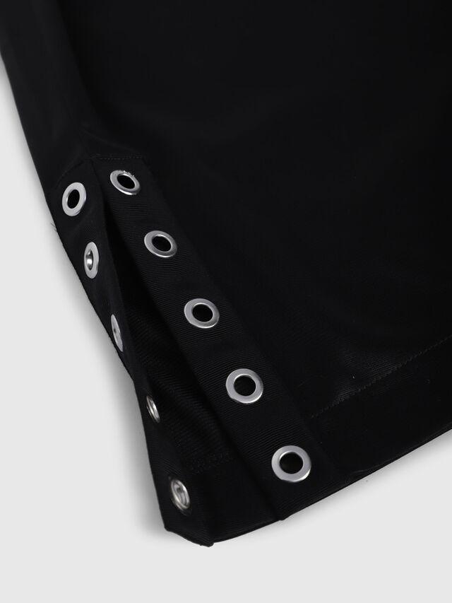 Diesel - GRHONX, Black - Skirts - Image 3
