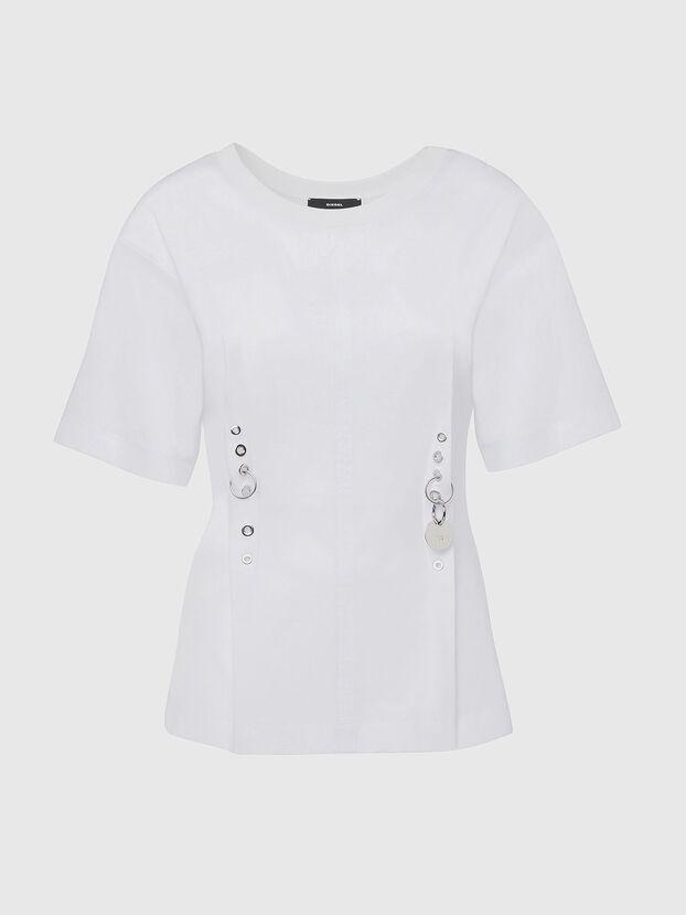 T-SHEELA, White - T-Shirts