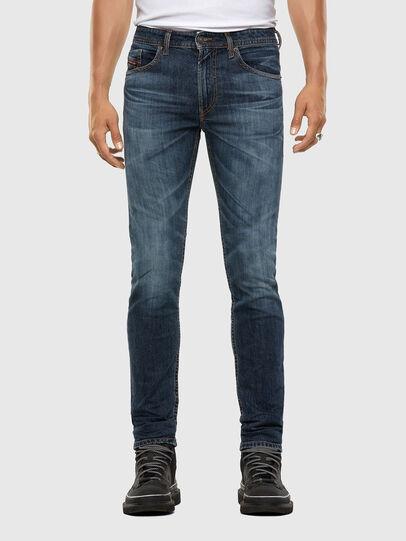Diesel - Thommer 009DA, Dark Blue - Jeans - Image 1