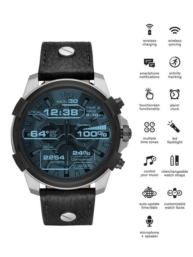 Diesel DT2001, Black - Smartwatches - Image 1