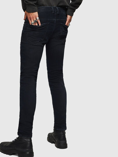 Diesel - Thommer 069GM, Black/Dark grey - Jeans - Image 2