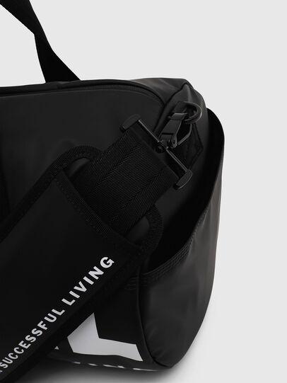 Diesel - F-BOLD DUFFLE II, Black - Travel Bags - Image 6