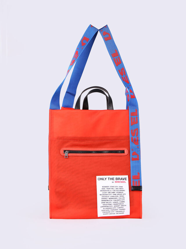 XXMATCHTOTE, Red