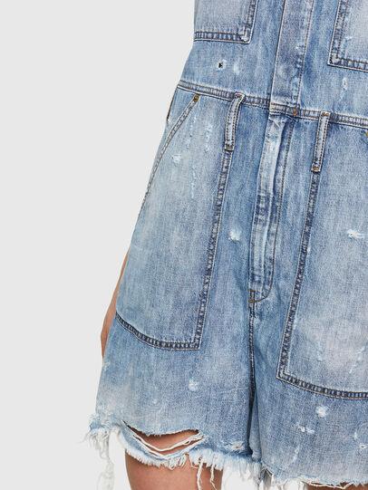 Diesel - DE-BETTE, Blue Jeans - Jumpsuits - Image 3