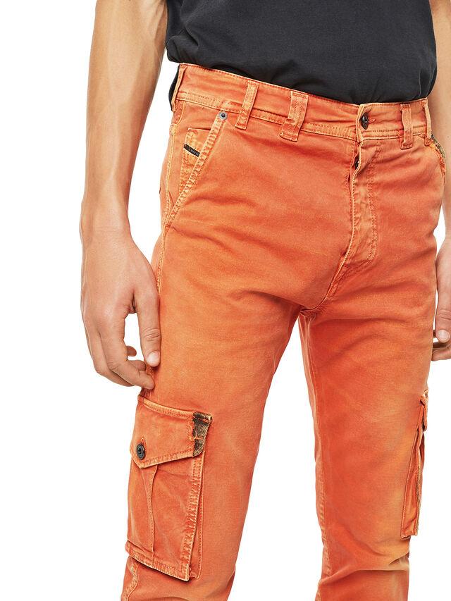 Diesel - TYPE-2910, Orange - Jeans - Image 4