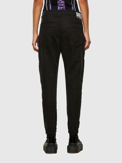 Diesel - FAYZA JoggJeans® 069NC, Black/Dark grey - Jeans - Image 2