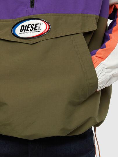 Diesel - J-SHAUN, Violet/Green - Jackets - Image 4
