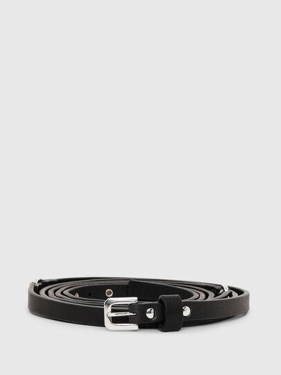 Diesel - BENDOLA, Black - Belts - Image 1