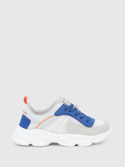 Diesel - S-SERENDIPITY LC YO, White/Blue - Footwear - Image 1