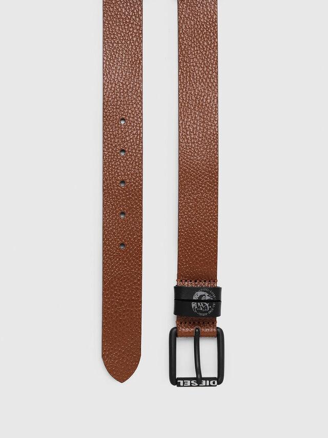 Diesel - B-LAMON II, Brown - Belts - Image 3