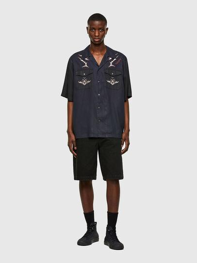 Diesel - D-MITCH-SP, Black - Shirts - Image 5