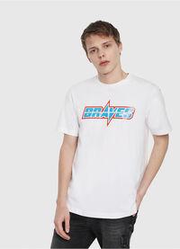 T-JUST-YB, White