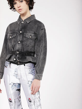 KARLY JOGGJEANS,  - Denim Jackets
