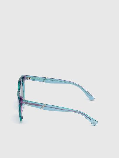 Diesel - DL0270, Azure - Sunglasses - Image 3