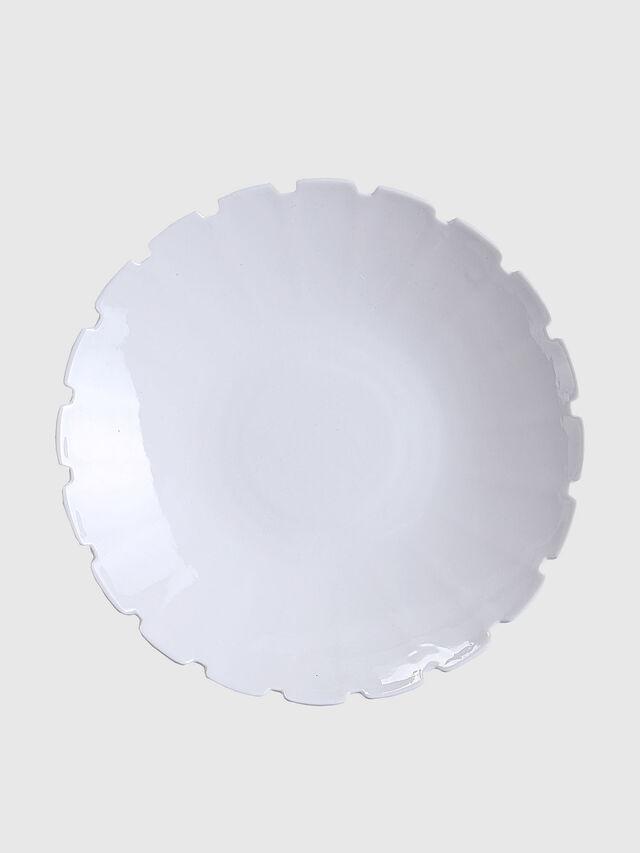 Living 10988 MACHINE COLLEC, White - Plates - Image 1