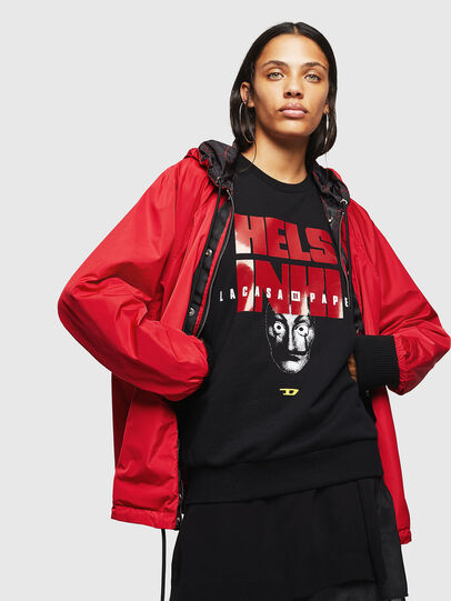 Diesel - LCP-AKI-CASA, Red - Jackets - Image 2