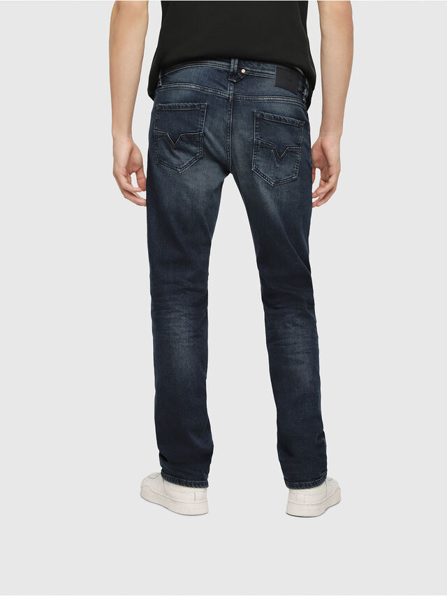 Diesel - Larkee 087AS, Dark Blue - Jeans - Image 2