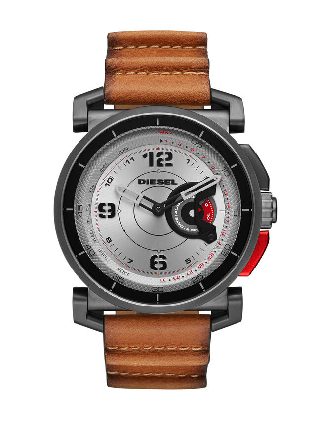 Diesel DT1002, Brown - Smartwatches - Image 2