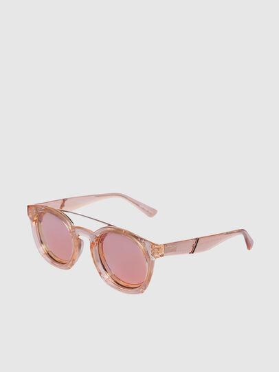 Diesel - DL0251, Pink - Sunglasses - Image 4