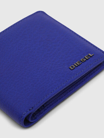 Diesel - HIRESH S, Indigo - Small Wallets - Image 4
