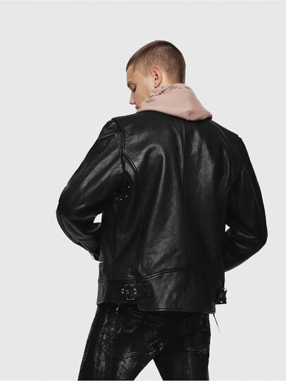 Diesel - L-KOJI,  - Leather jackets - Image 2