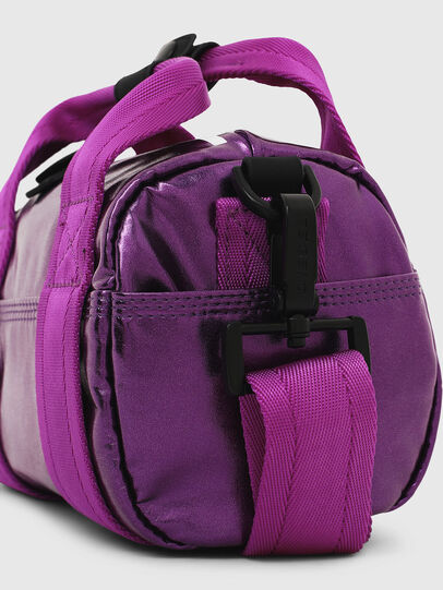 Diesel - F-BOLD MINI, Lilac - Satchels and Handbags - Image 4
