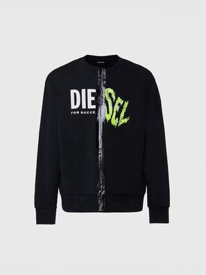 S-BIAY-SPLIT, Black - Sweaters