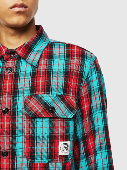 Diesel - S-GERRY-CHECK,  - Shirts - Image 3