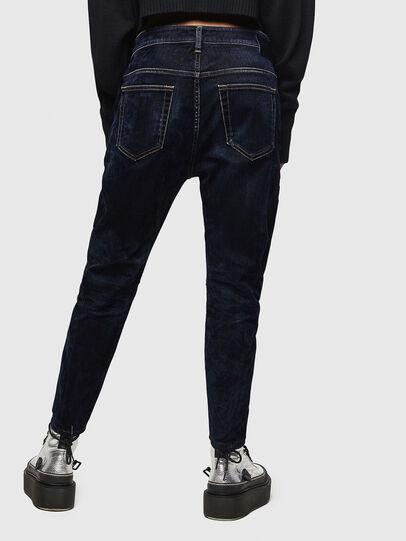 Diesel - Fayza 0091U, Dark Blue - Jeans - Image 2
