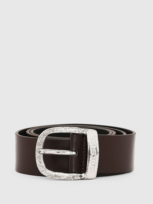 Diesel BAWRE, Brown - Belts - Image 1